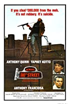 Across 110th Street (1972) Poster