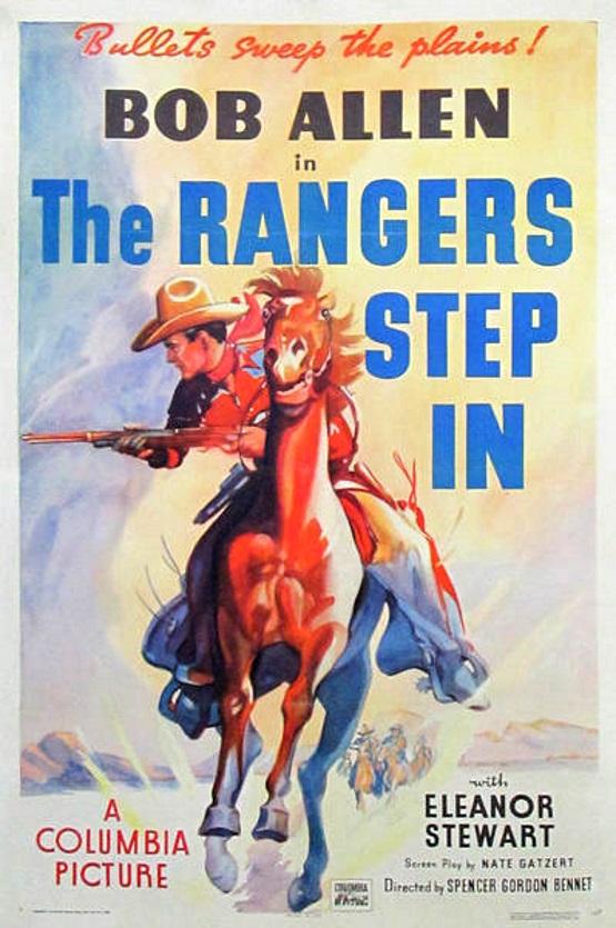 Robert Allen in The Rangers Step In (1937)