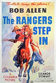 The Rangers Step In Poster