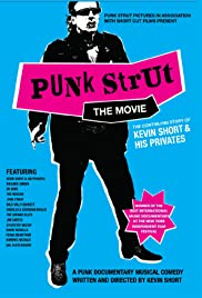 Punk Strut: The Movie Poster