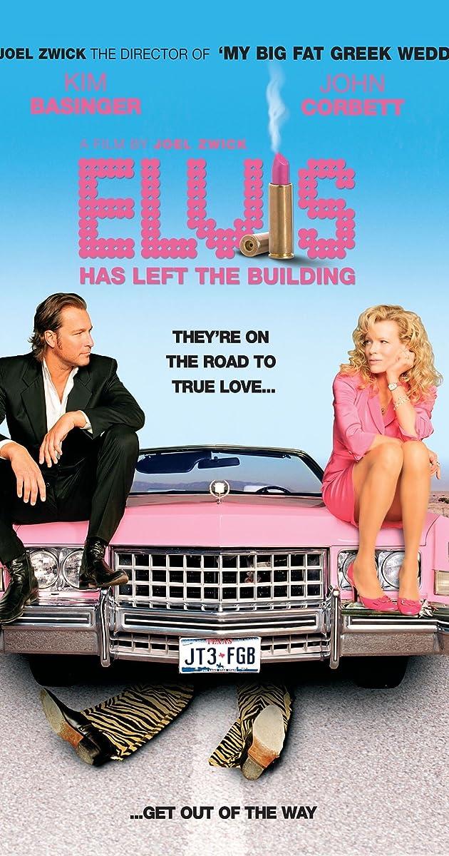 Subtitle of Elvis Has Left the Building