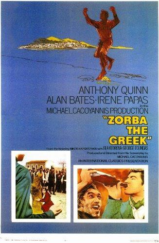 GRAIKAS ZORBA ZORBA (1964) / THE GREEK