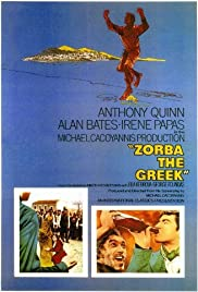 Zorba the Greek Poster
