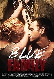 Blue Family Poster