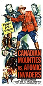Watch online hd hollywood movies Canadian Mounties vs. Atomic Invaders USA [1020p]