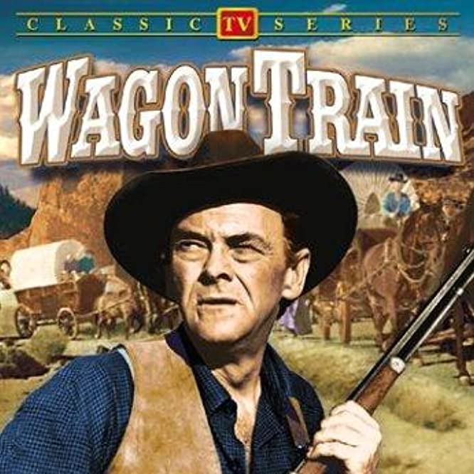 John McIntire in Wagon Train (1957)