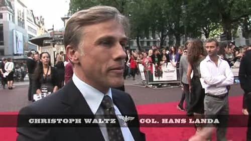 Inglourious Basterds: UK Red Carpet Premiere