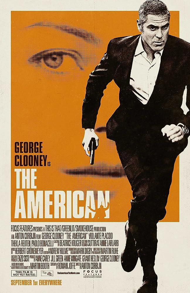 Amerikietis / The American (2010) Online