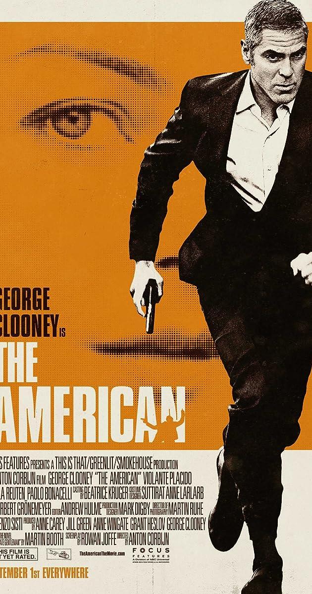 Соблазнительная Виоланте Плачидо – Американец (2010)
