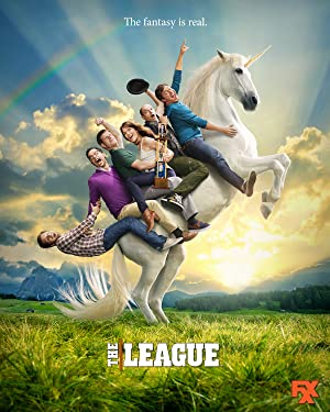 View The League - Season 7 (2009–2015) TV Series poster on 123movies