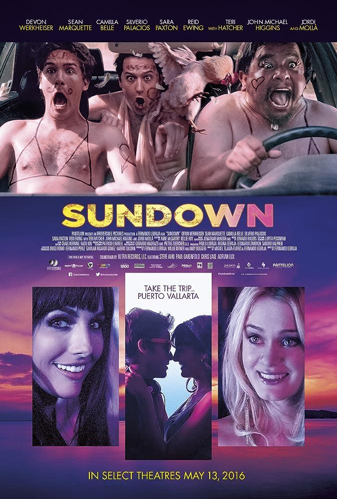 فيلم Sundown مترجم