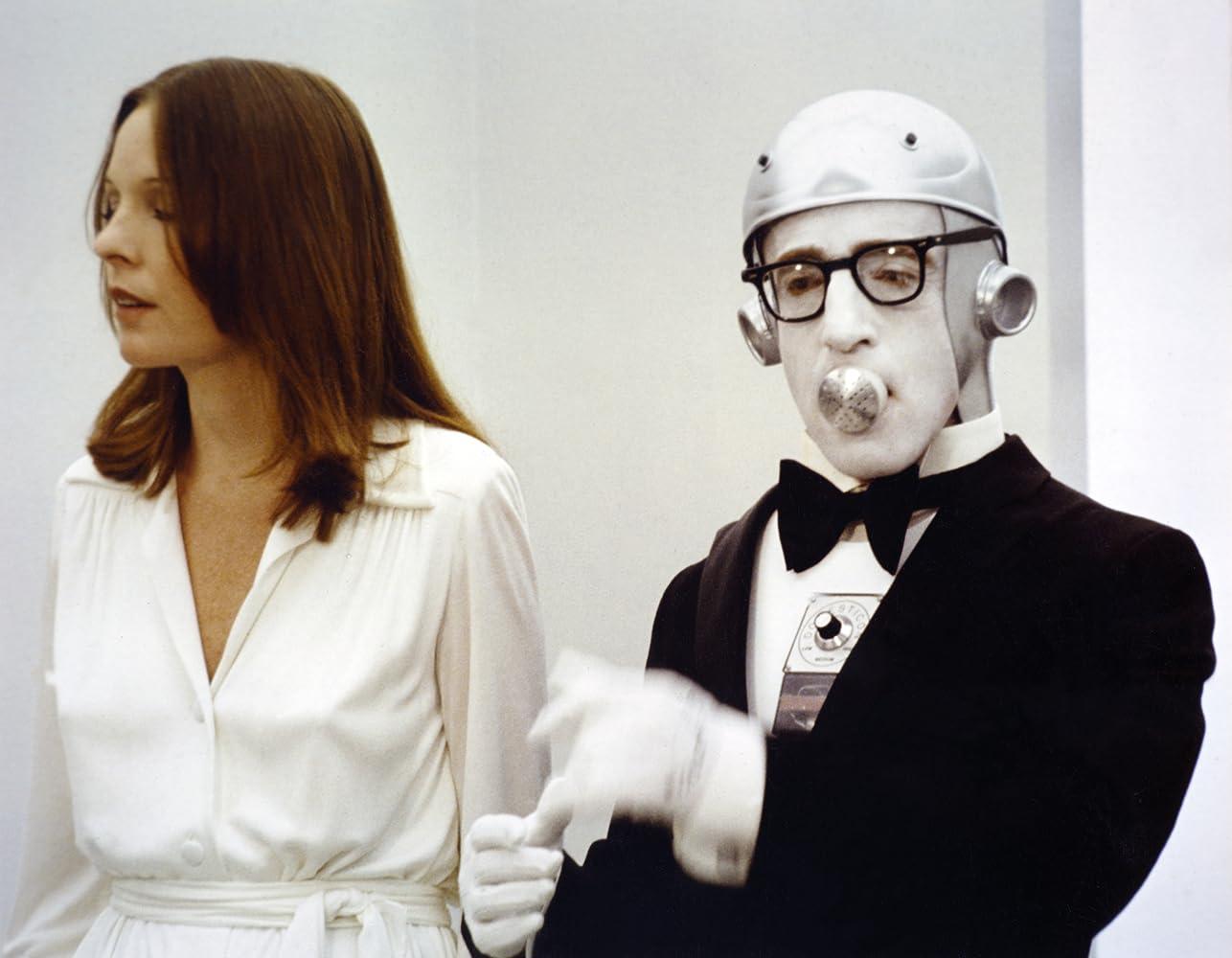 Woody Allen: El dormilón (1973).