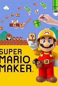 Primary photo for Super Mario Maker