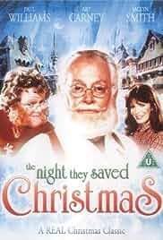 Watch Movie The Night They Saved Christmas