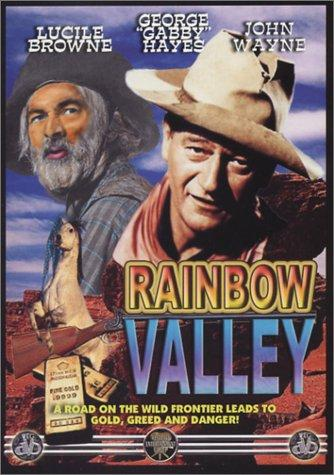 John Wayne and George 'Gabby' Hayes in Rainbow Valley (1935)
