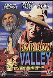Rainbow Valley Poster