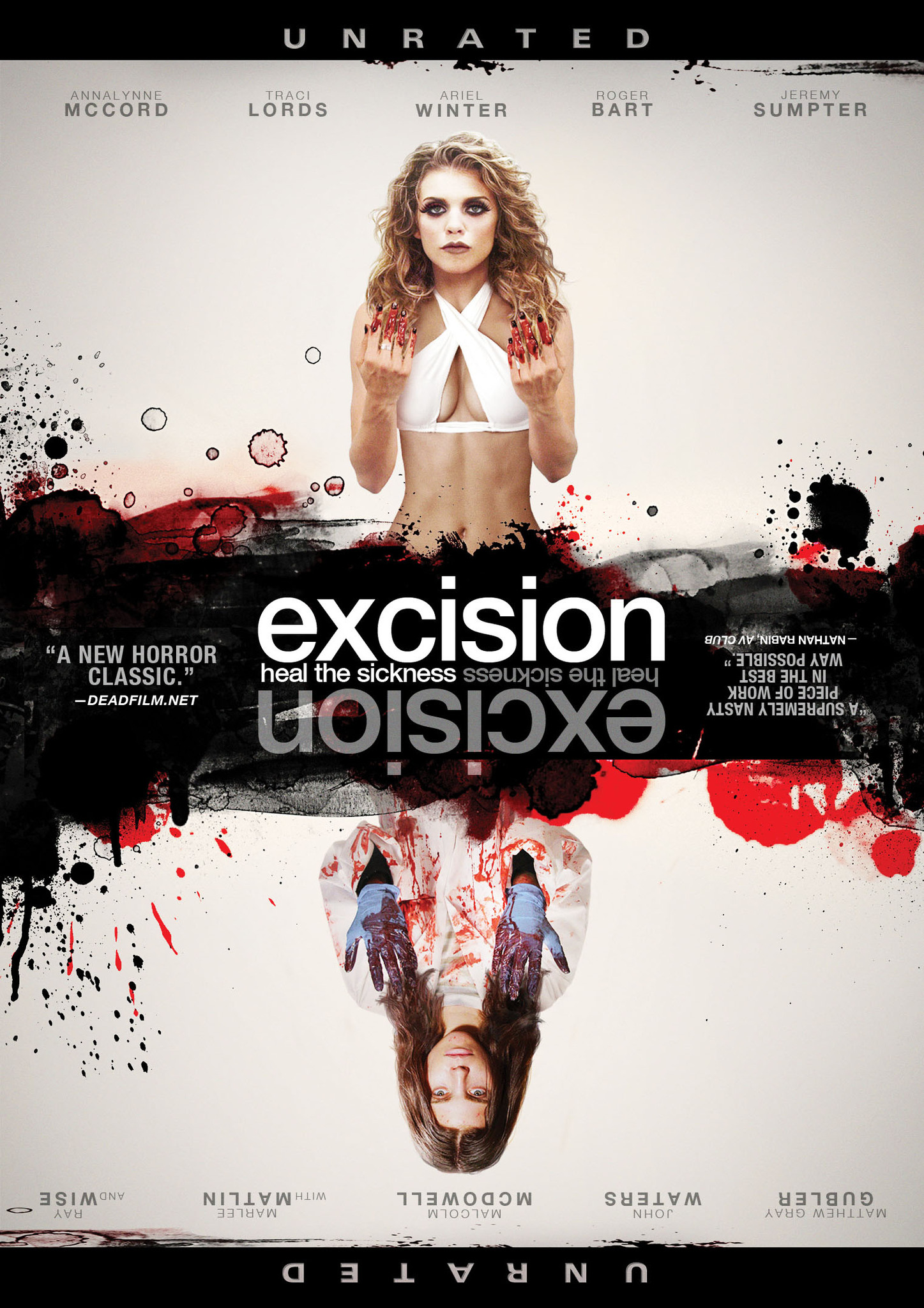 18+ Excision 2012 Hindi Dual Audio 1080p UNRATED BluRay ESubs 1.44GB Download