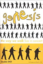 Genesis: The Way We Walk - Live in Concert Poster