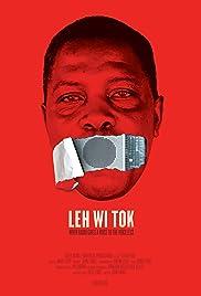 Leh Wi Tok (Let Us Talk) Poster