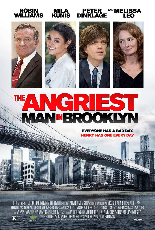 The Angriest Man in Brooklyn (2014) - IMDb