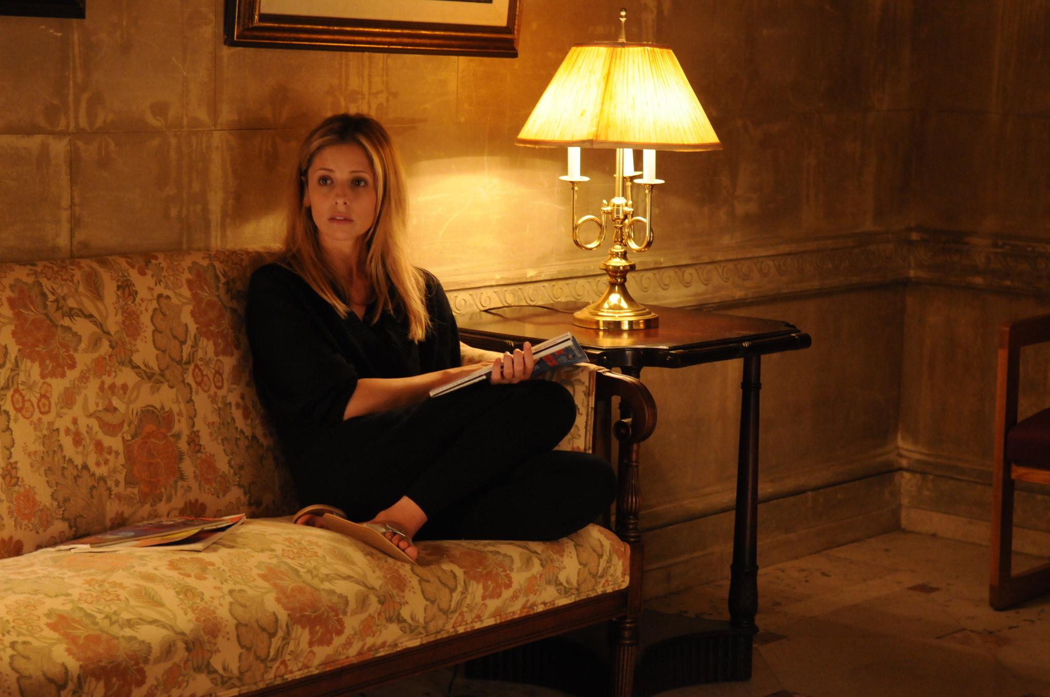 Sarah Michelle Gellar in Veronika Decides to Die (2009)