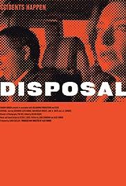 Disposal Poster