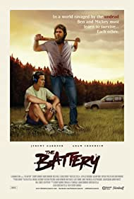 Jeremy Gardner and Adam Cronheim in The Battery (2012)