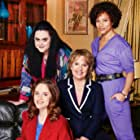 Angela Griffin, Penelope Wilton, Sophie Rundle, and Sharon Rooney in Brief Encounters (2016)