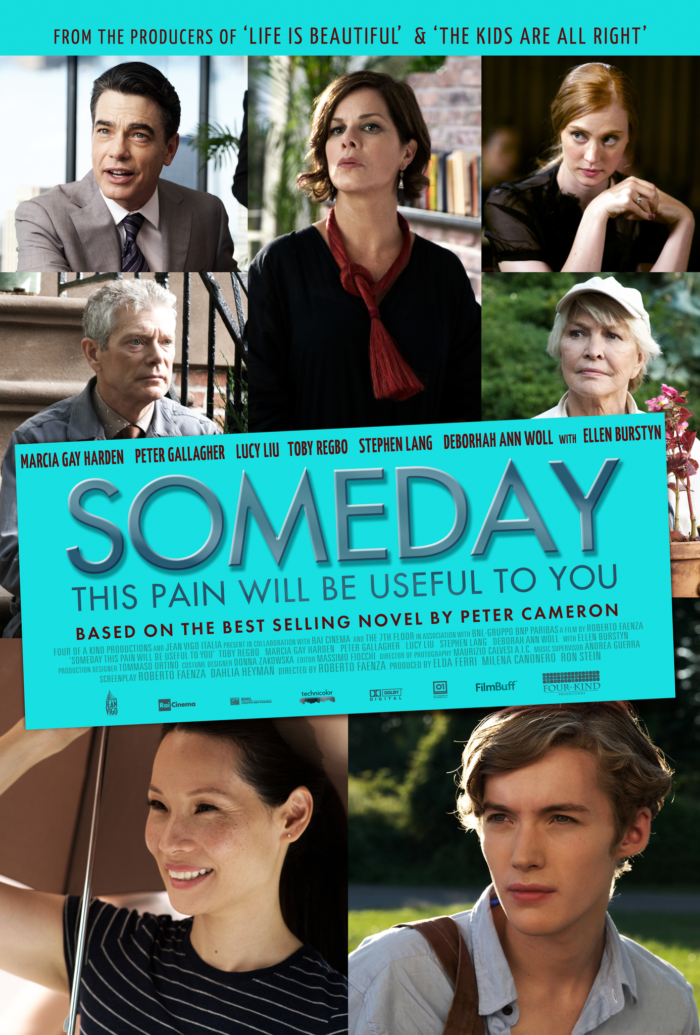 Someday This Pain Will Be Useful To You 2011 Imdb