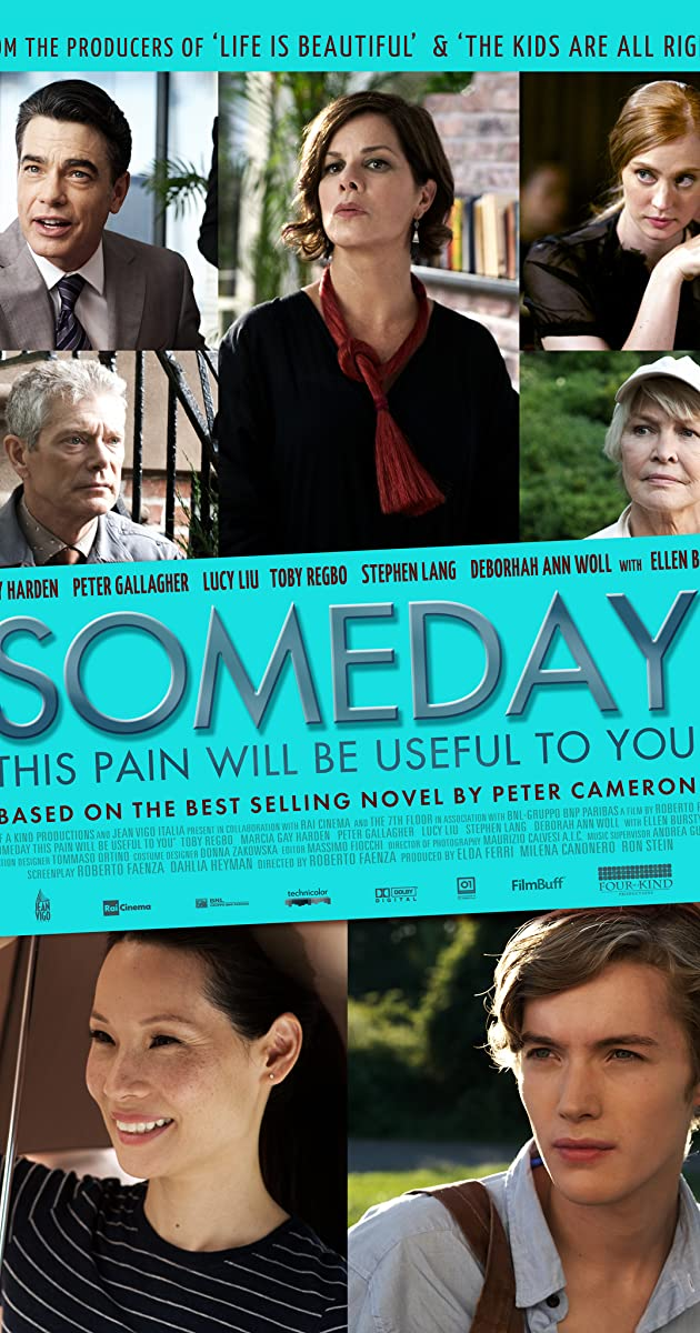 Subtitle of Someday This Pain Will Be Useful to You
