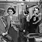 Catherine Lacey, Margaret Lockwood, Michael Redgrave, Naunton Wayne, and May Whitty in The Lady Vanishes (1938)