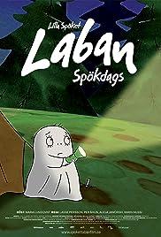 Lilla spöket Laban - Spökdags Poster