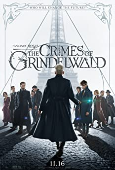 The second installment of the 'Fantastic Beasts' series, set in J.K. Rowling's Wizarding World, featuring the adventures of magizoologist Newt Scamander.