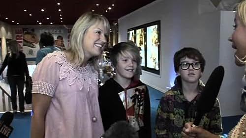 Ice Age: Dawn of the Dinosaurs -- UK Gala Screening Footage