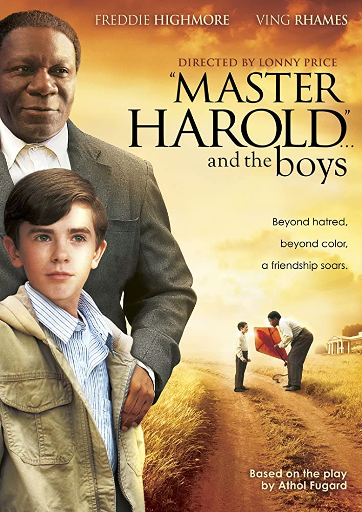 Master Harold… and the Boys – Ο Χάρολντ και τα παιδιά