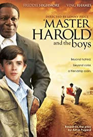 'Master Harold' ... And the Boys (2010) 720p