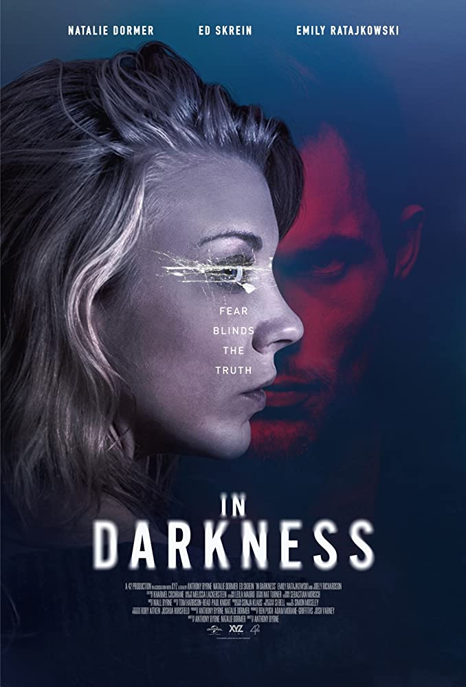 Natalie Dormer and Ed Skrein in In Darkness (2018)