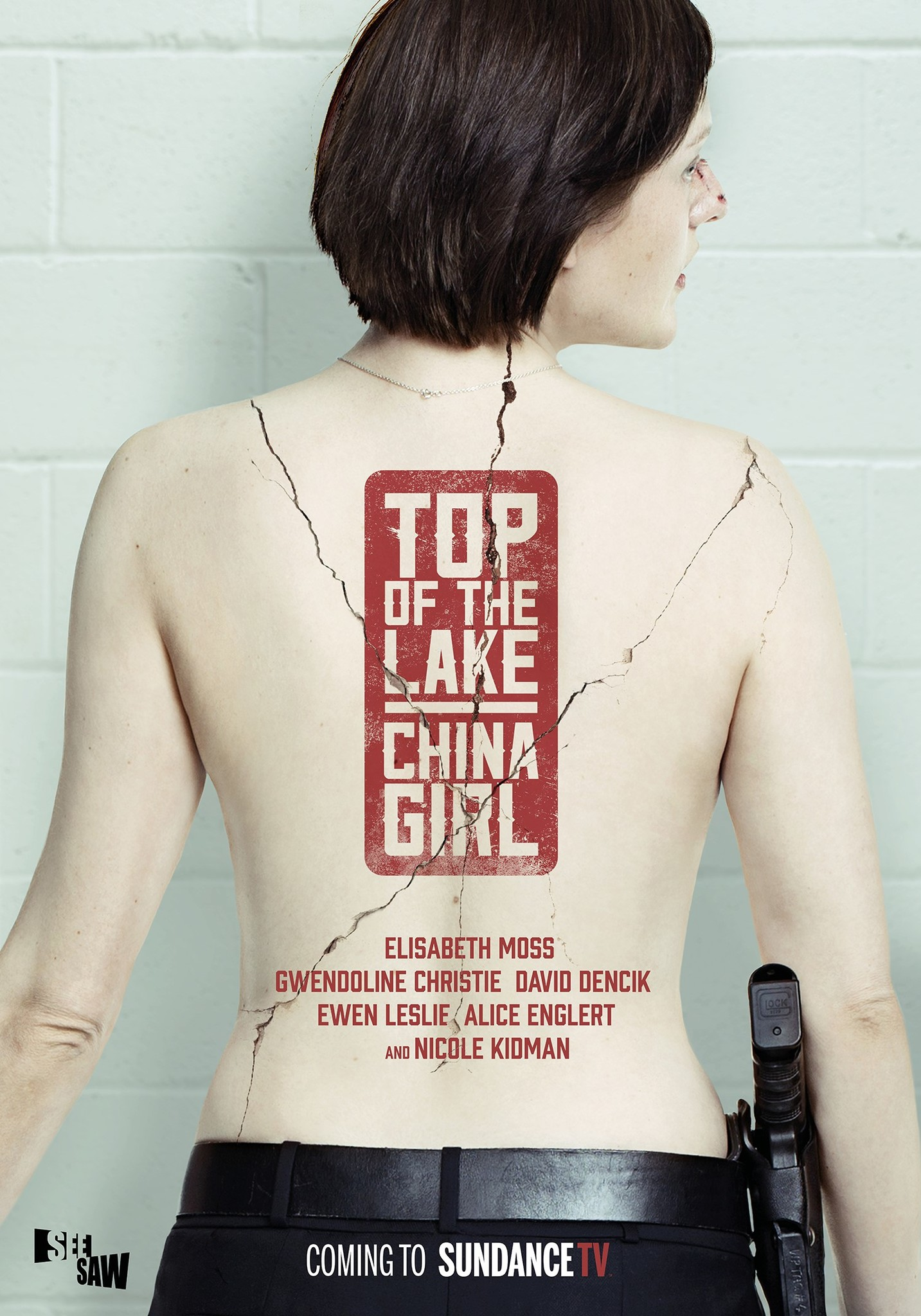 Top of the Lake TV Series 2013– IMDb