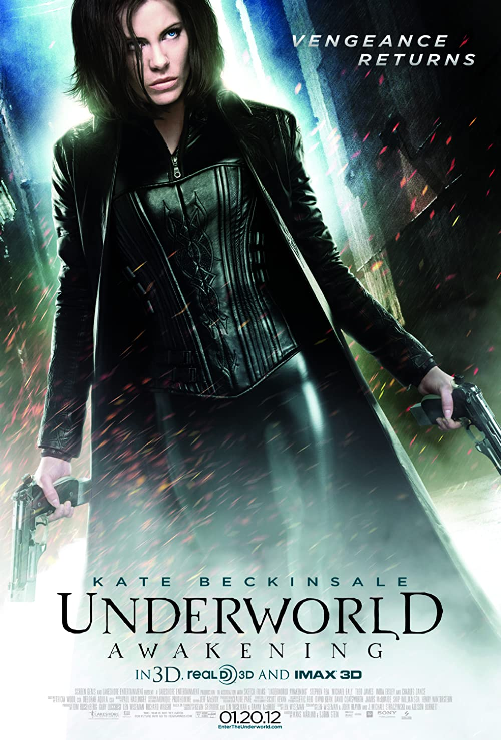 Underworld Awakening 2012 Hindi Dual Audio 320MB BluRay ESubs Download