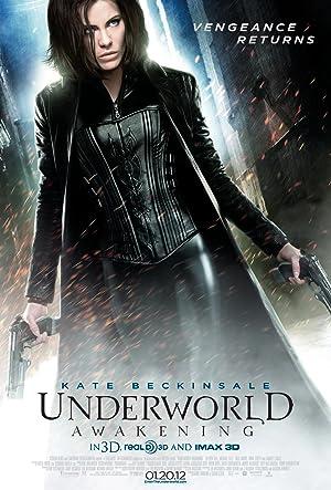Underworld Awakening poster