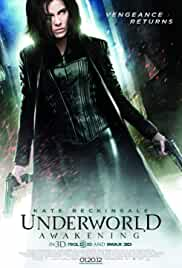 Underworld: Awakening (2012) in Hindi