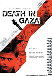 Death in Gaza Poster