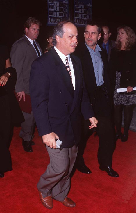 Robert De Niro at an event for Heat (1995)
