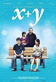 Sally Hawkins, Rafe Spall, Jo Yang, and Asa Butterfield in X+Y (2014)