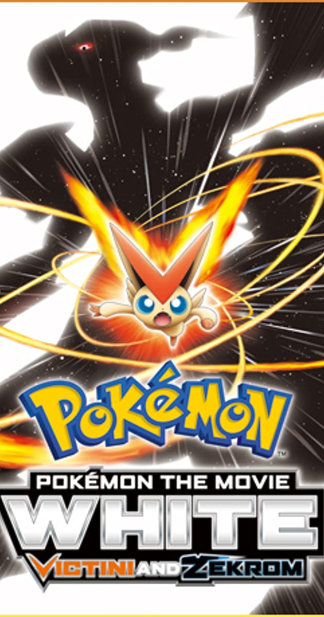 Pokemon The Movie White Victini And Zekrom 2011 Imdb