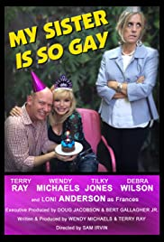 My Sister Is So Gay Poster