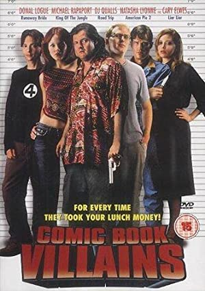 Comic Book Villains (2002)  Watch Online