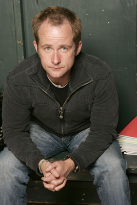 Billy Boyd at an event for On a Clear Day (2005)
