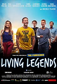 Living Legends (2014) Poster - Movie Forum, Cast, Reviews