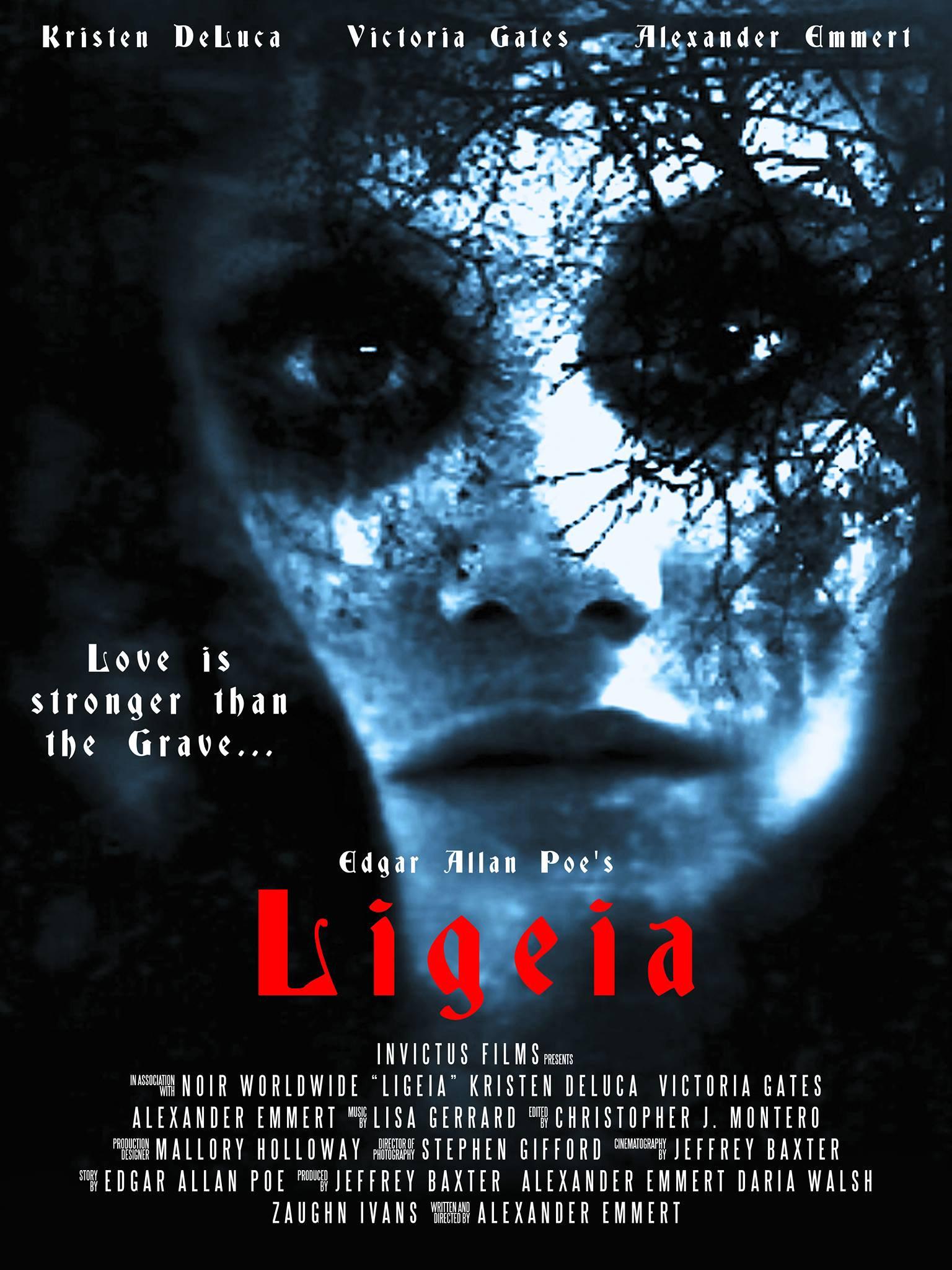 Ligeia - the 2018 film 5